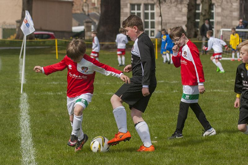 Forres Area Soccer 7s