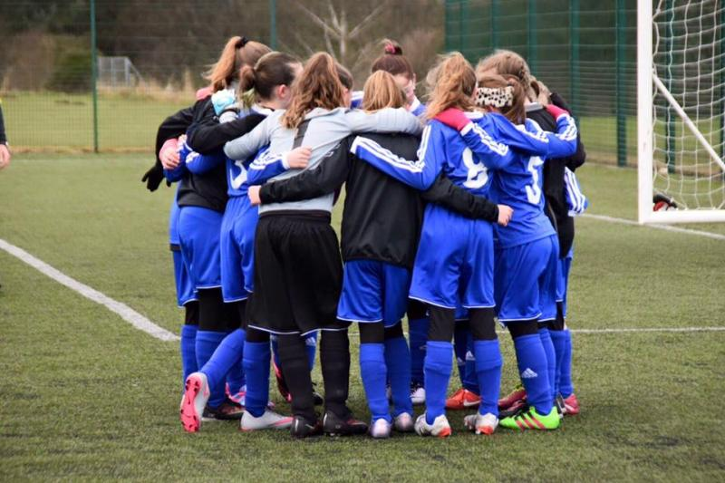 Buckie Thistle Girls Football