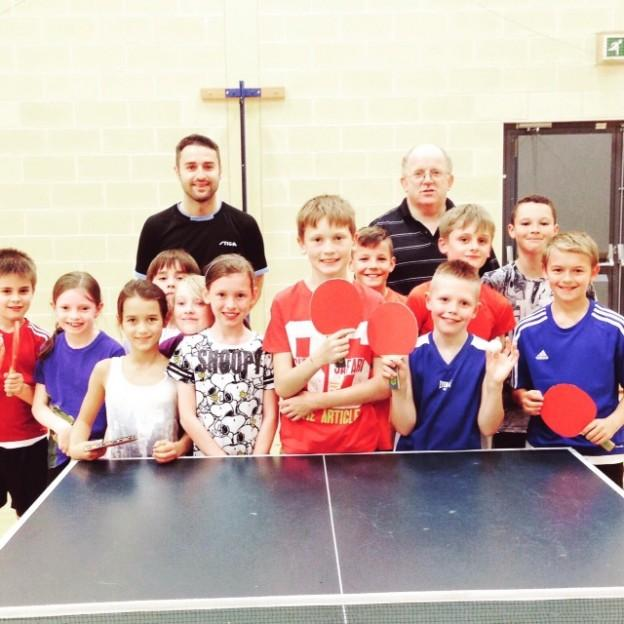 Moray Table Tennis Club