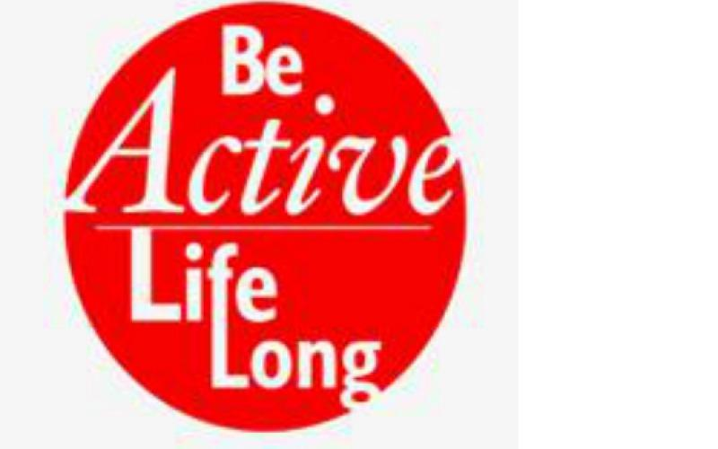 Be Active Life Long