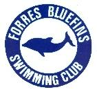 Forres Bluefins Swimming Club